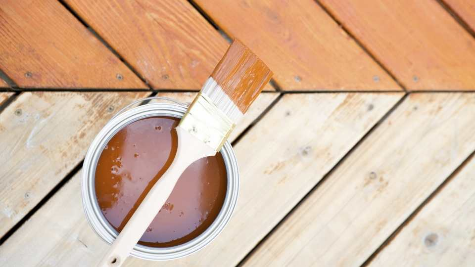 Ultimate Guide To Stain A Deck